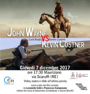 John Wayne VS Kevin Costner